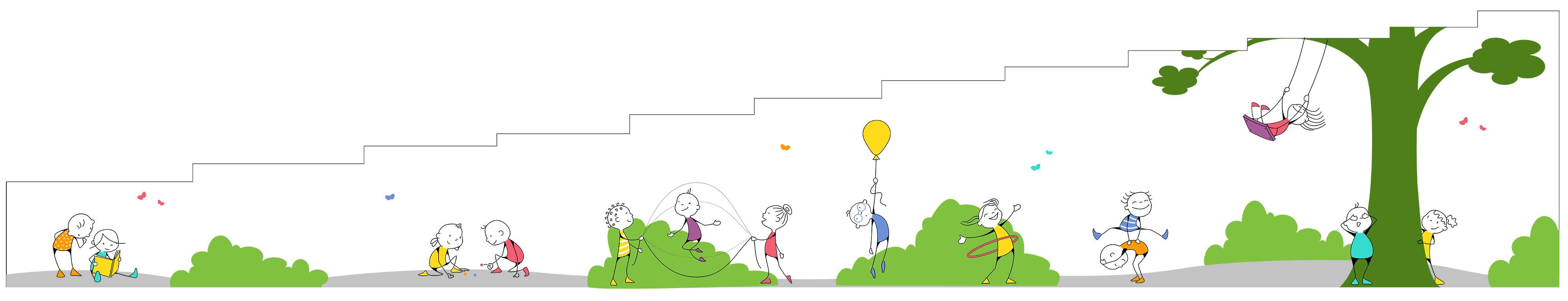 Mural Dia Universal de la Infancia